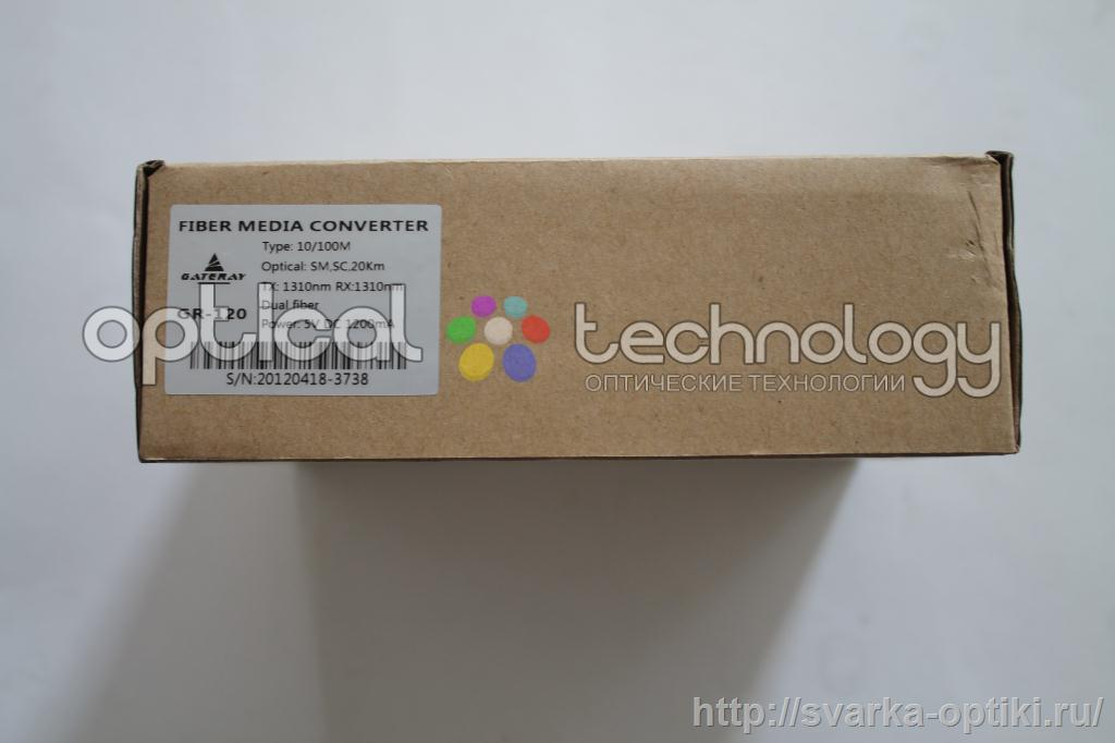Медиаконвертер Allied Telesis AT-FS238B/1-60 Single-fiber 10/100M bridging converter with 1550Tx/131